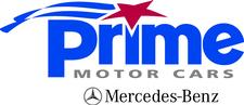 Logo for Prime Motor Cars